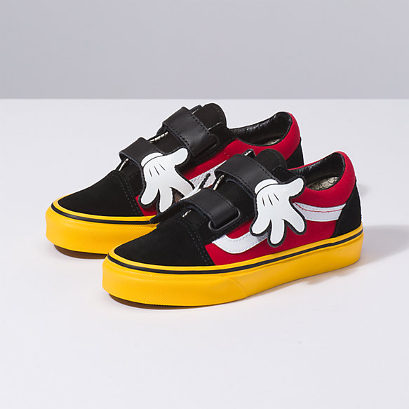 Disney Vans for Kids: Mickey Mouse