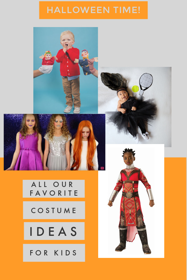 Favorite Halloween costumes for kids