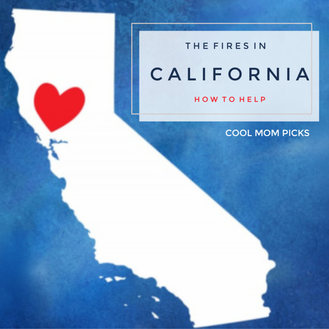 Fires in California: How to Help