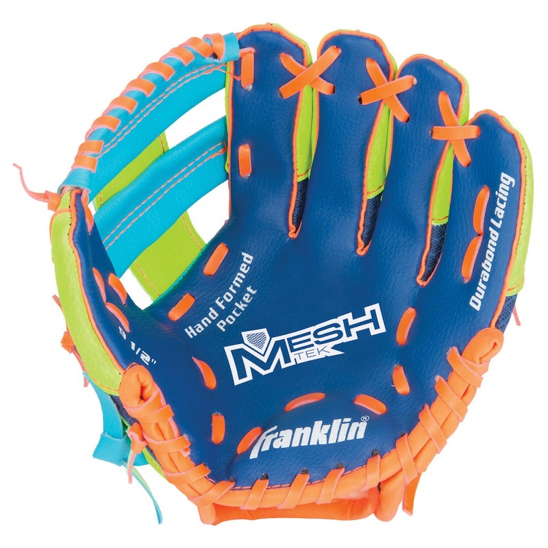 Cool kids' gifts under $15: Franklin Tee Ball Glove