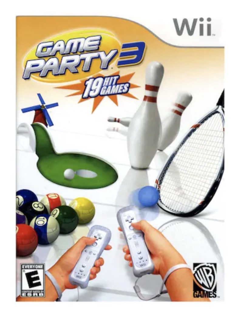 Cool gifts under $15 for kids: Game Party III for Wii on sale