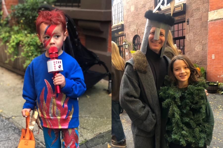 The coolest Halloween costumes from Garden Place Brooklyn, 2018