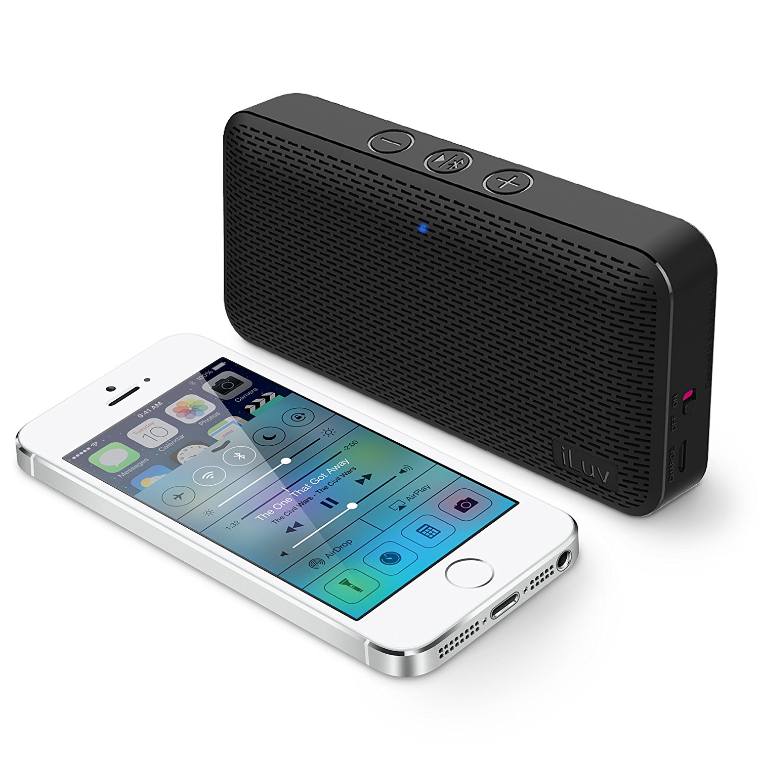 Cool affordable gifts under $15: iLuv mini ultra slim Bluetooth speaker