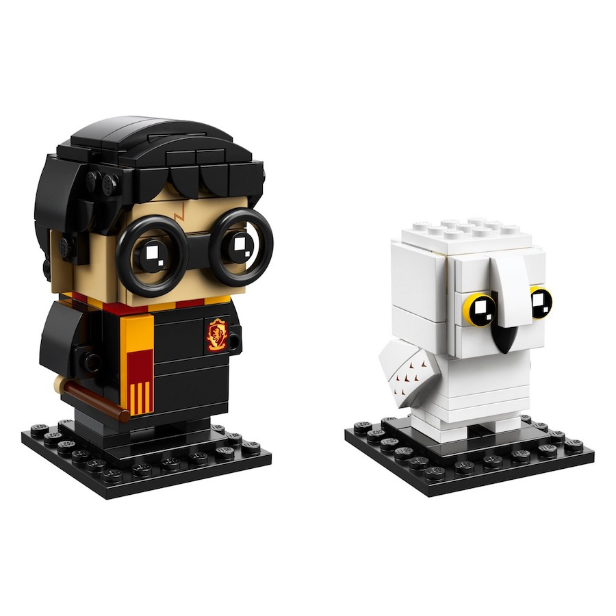 Cool gifts under $15 for kids: Harry Potter and Hewig LEGO Brickheadz kit