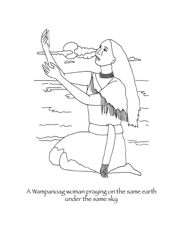 Historically accurate Thanksgiving pages: Wampanoag and Pilgrim prayer may have been different, but all on the same earth under the same sky