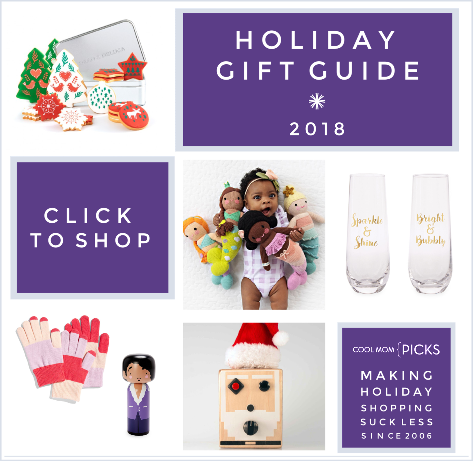 Find the coolest holiday gifts on Cool Mom Picks