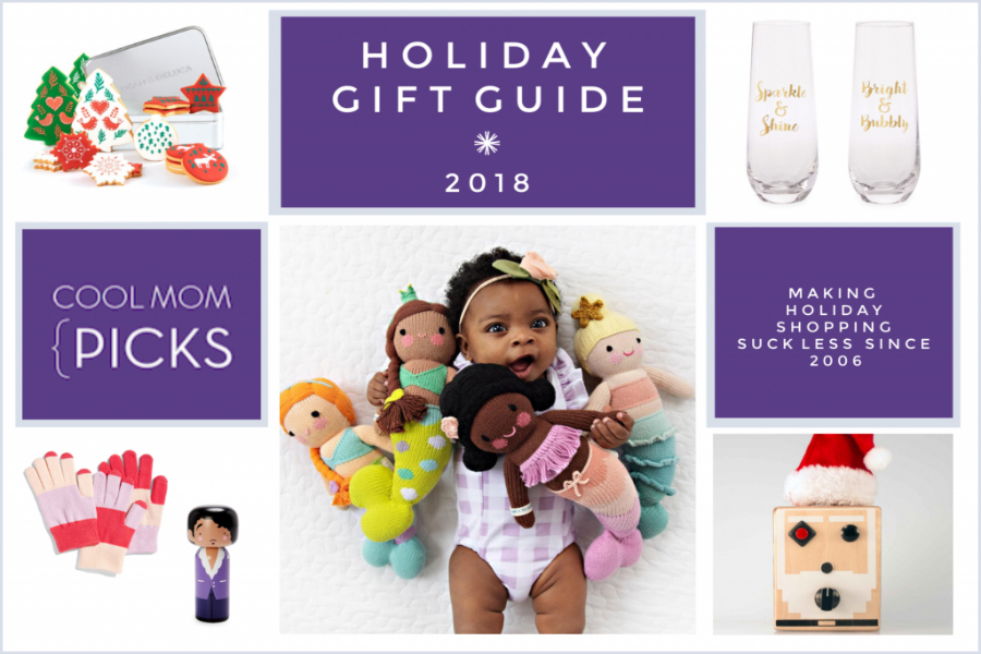Introducing our 2018 Holiday Gift Guide! Whoo!