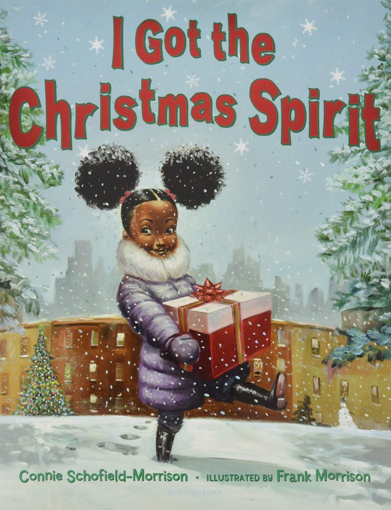 Meaningful gifts for kids: I Got the Christmas Spirit book