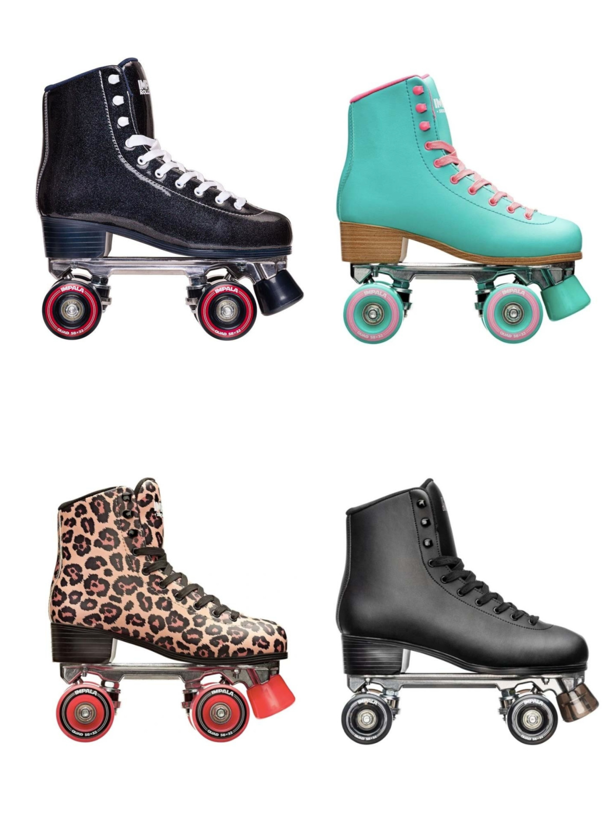 10 best gifts for teens : Impala roller skates | Small Business Holiday Gifts 2020