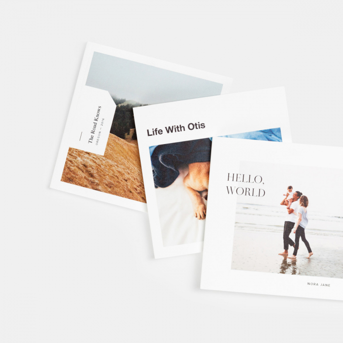 Cool gifts under $15: Instagram friendly photo books from Artifact Uprising