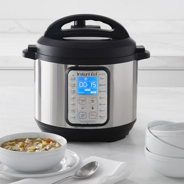 Instant Pot Duo on sale at Williams Sonoma
