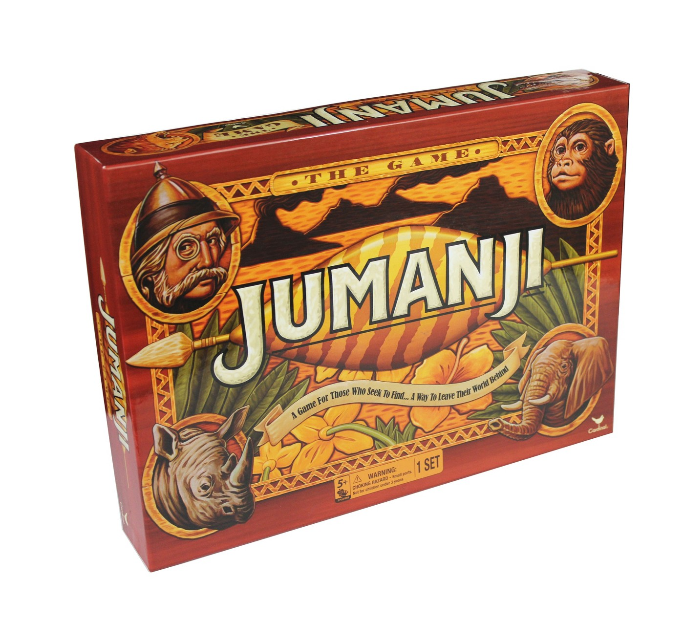 Cool gifts for tweens: Jumanji Board Game