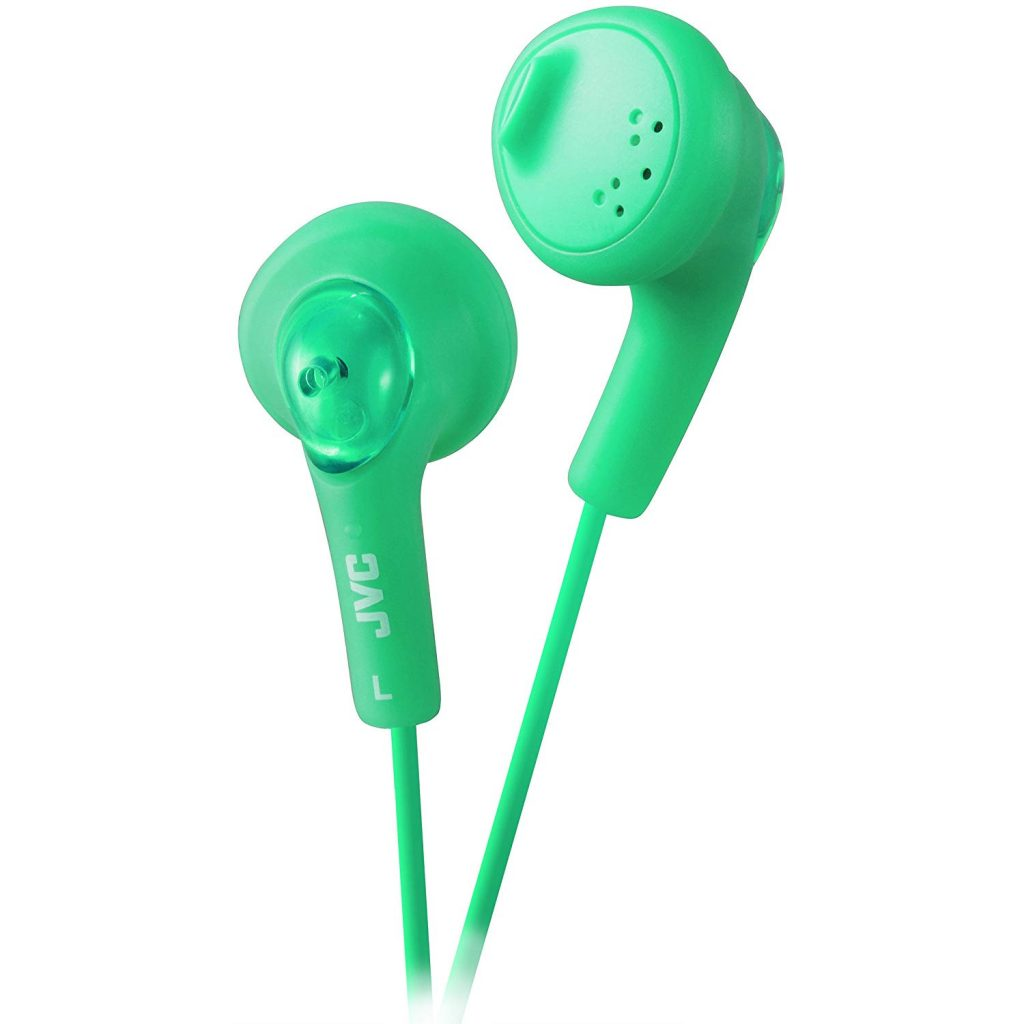 Cool kids' gifts under $15: JVC gummy earbuds in fun colors