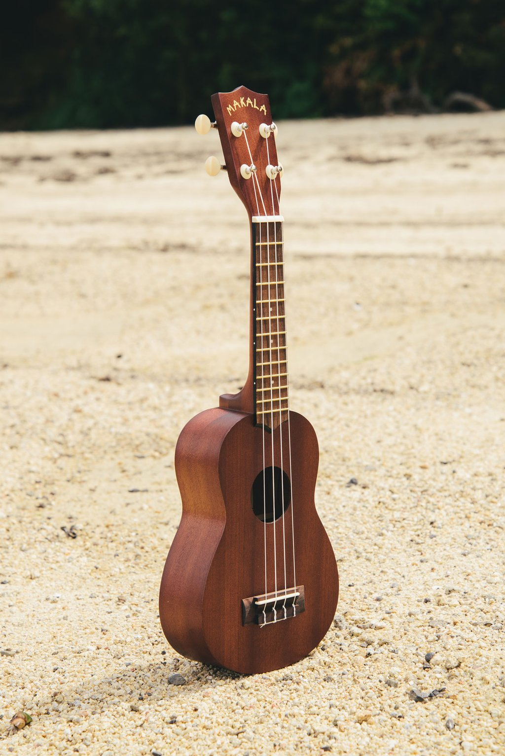 Cool gifts for tween girls: Kala brand Makala classic ukelele