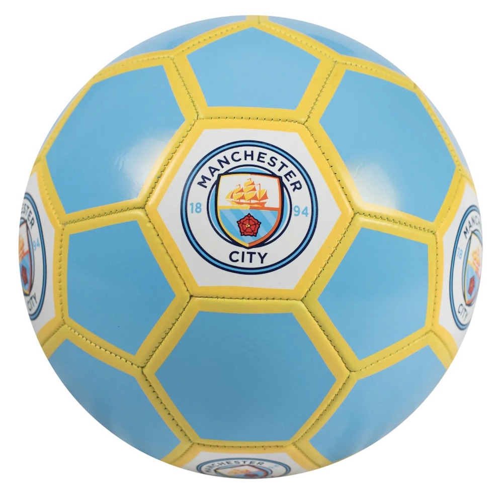 Manchester City soccer ball: Cool kids' gifts under $15