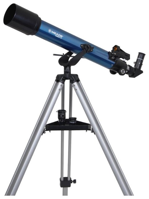 Cool gifts for tween girls: Meade 70 mm Telescope