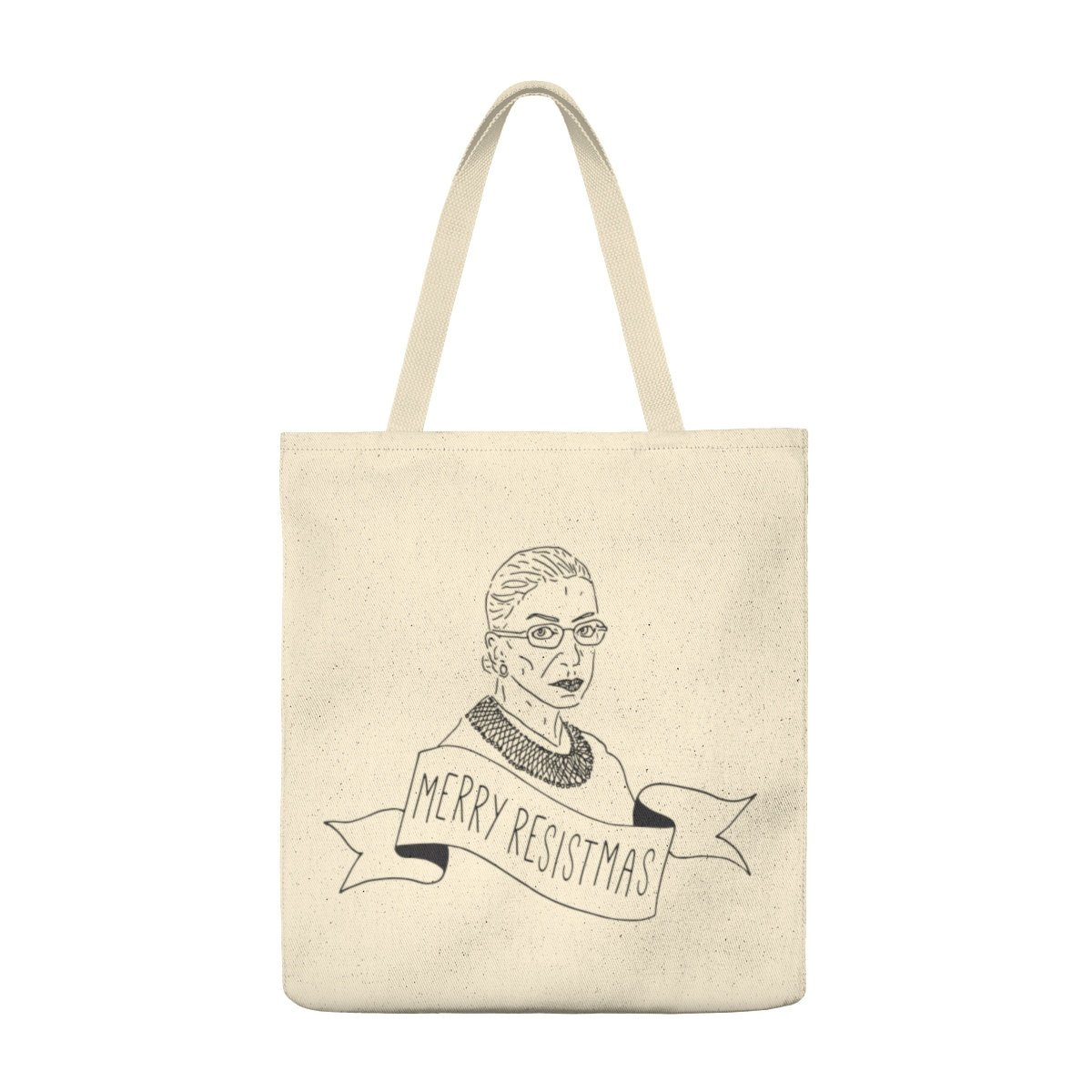 Cool affordable gifts under $15: RBG Resist Tote