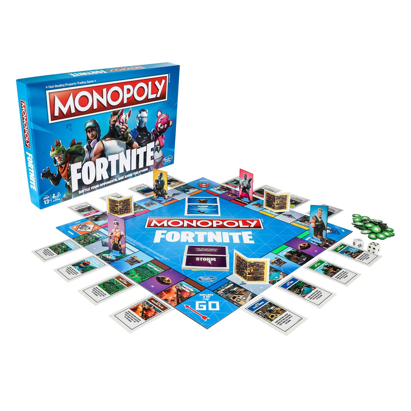Cool gifts for tween boys (and girls): Fortnite edition Monopoly