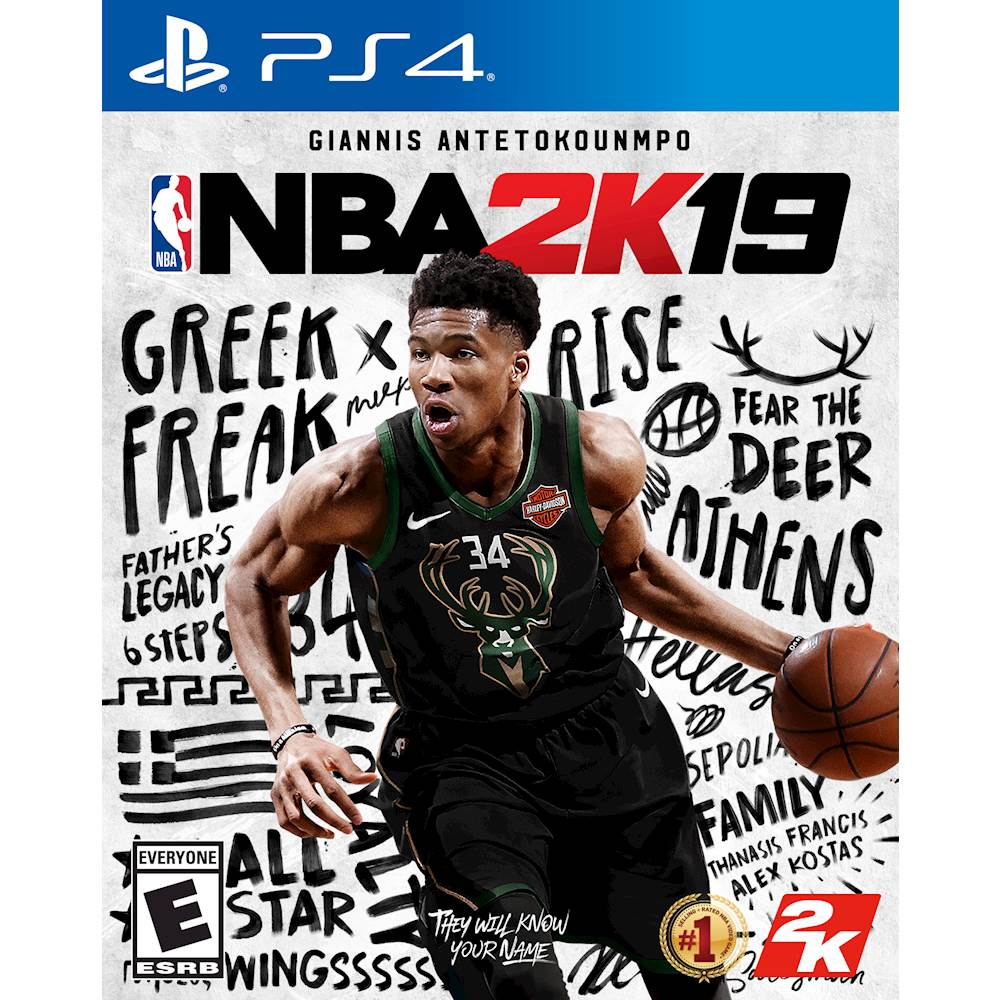 GameStop holiday shopping deals: NBA 2K19 for PS4 (sponsor)
