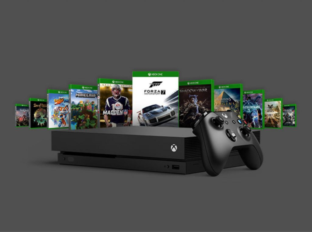Hot holiday gift game deals from GameStop: $50 gift cards with the purchase of new Xbox One consoles (sponsor)