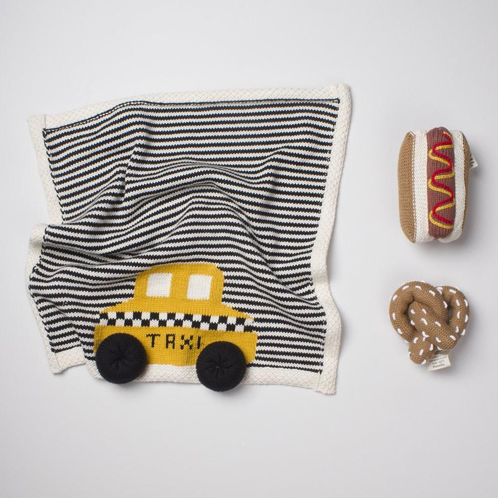 NYC baby gift set on sale from Estella NYC