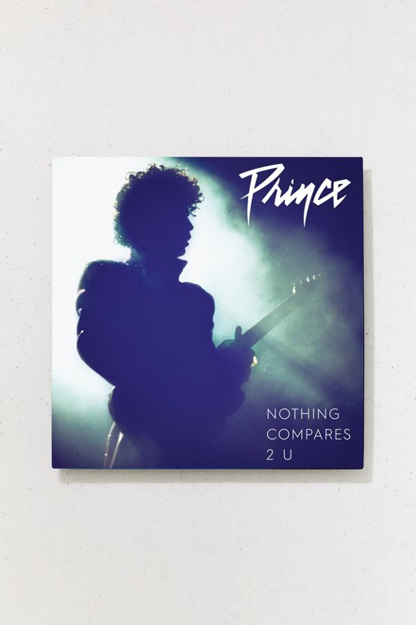 Cool affordable gifts under $15: Prince Nothing Compares 2U LP