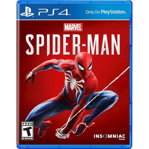 Game Stop sale on PS4 Marvel Spiderman (sponsor)