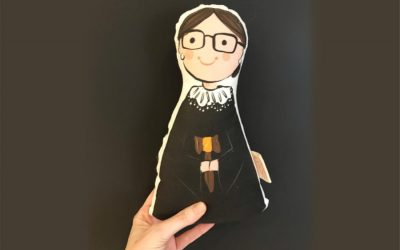 Get well soon Ruth Bader Ginsburg! We need you!