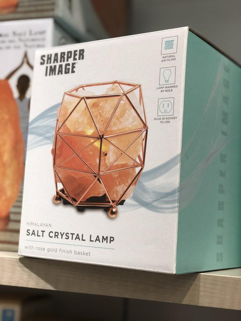 Secret Santa gifts for the whole family: Salt Lamp   Sponsored
