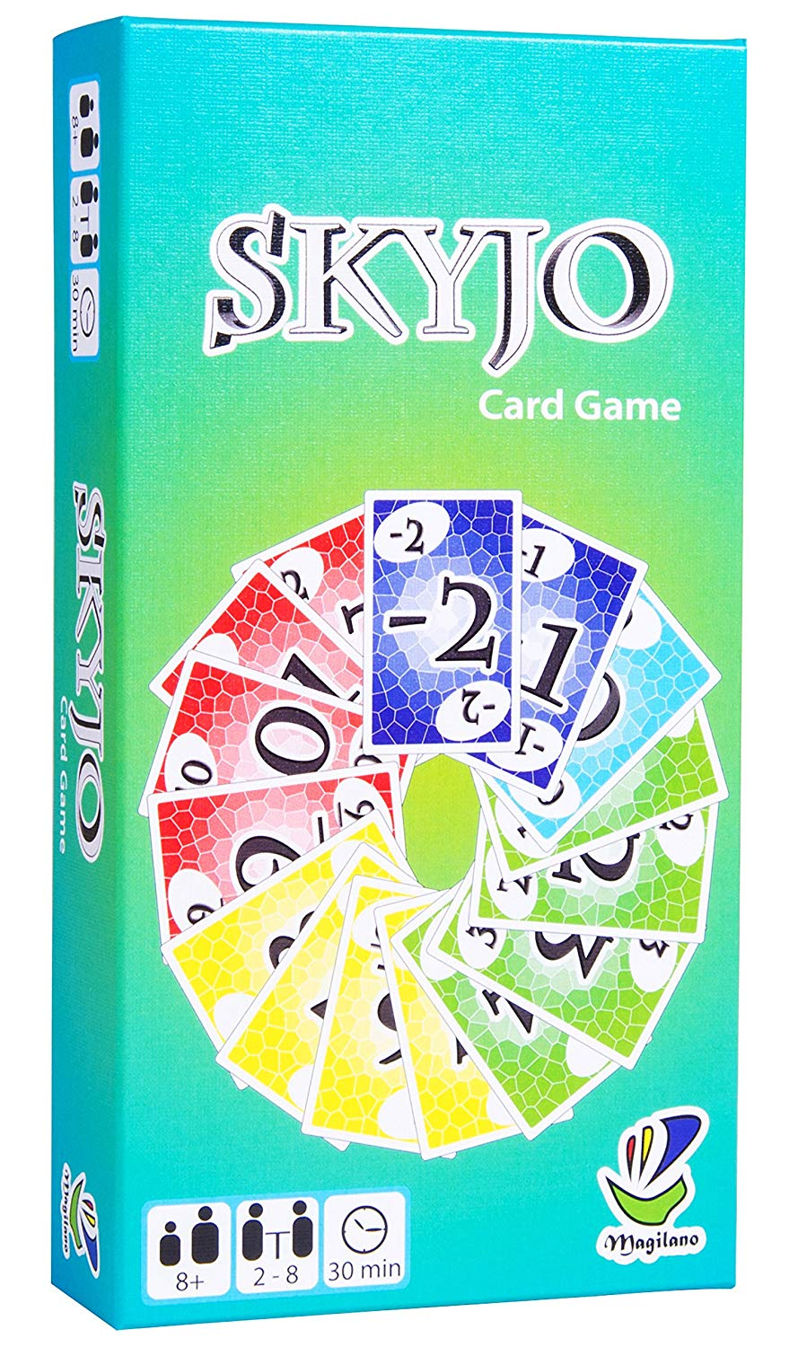 Cool kids' gifts under $15: Skyjo family card game