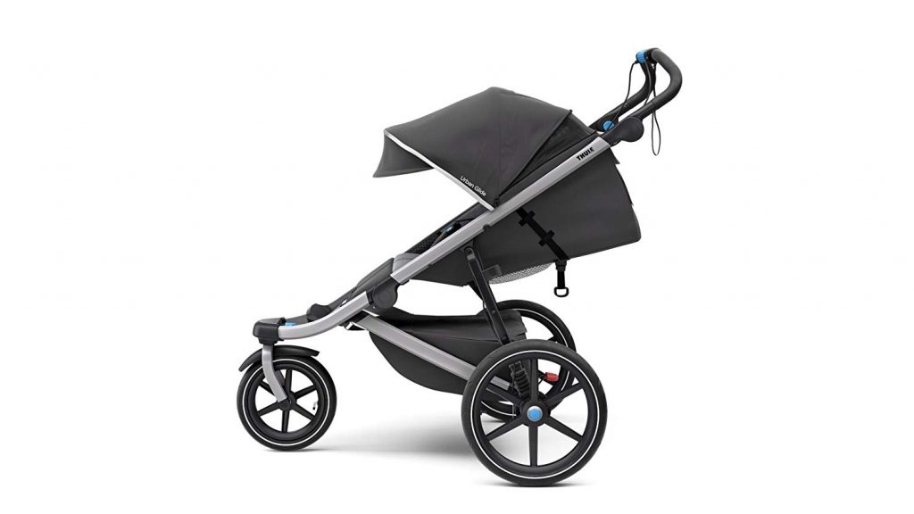 Thule Urban Glide jogging stroller on sale for holidays