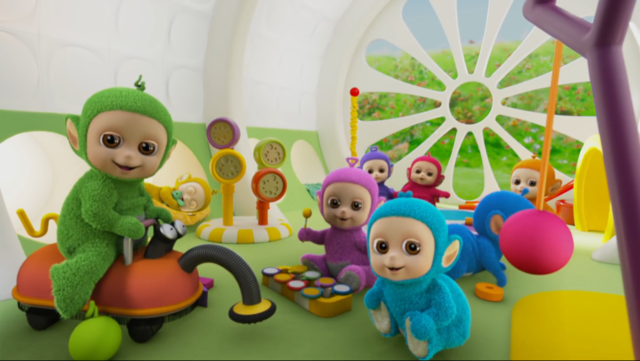 The Tiddlytubbies: One of three family-friendly channels to watch with your little ones on the WildBrain Network on YouTube (sponsor)