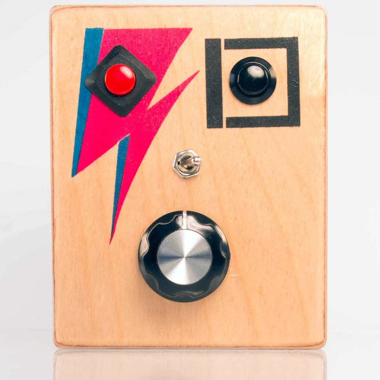 Cool gifts for tween boys (and girls): Space Oddity Bowie limited edition handmade sound machine from Brand New Noise