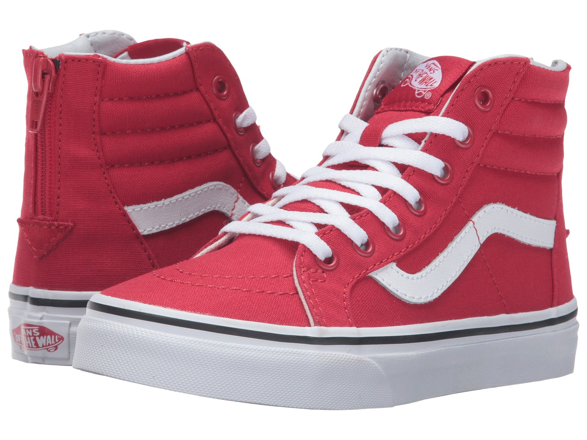Cool gifts for tween boys (and girls): Vans Kids Sk8 High tops