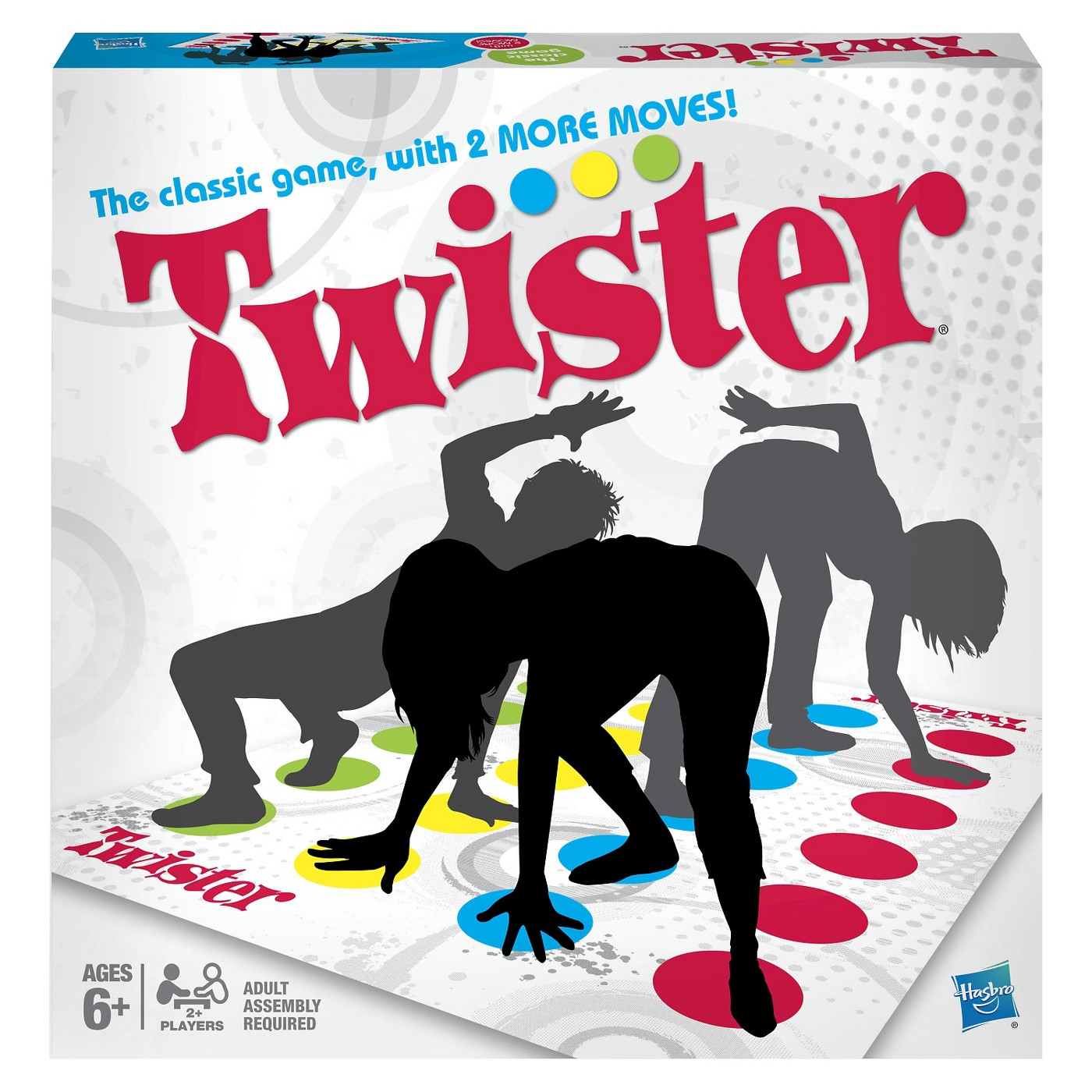 Cool kids' gifts under $15: Classic Twister