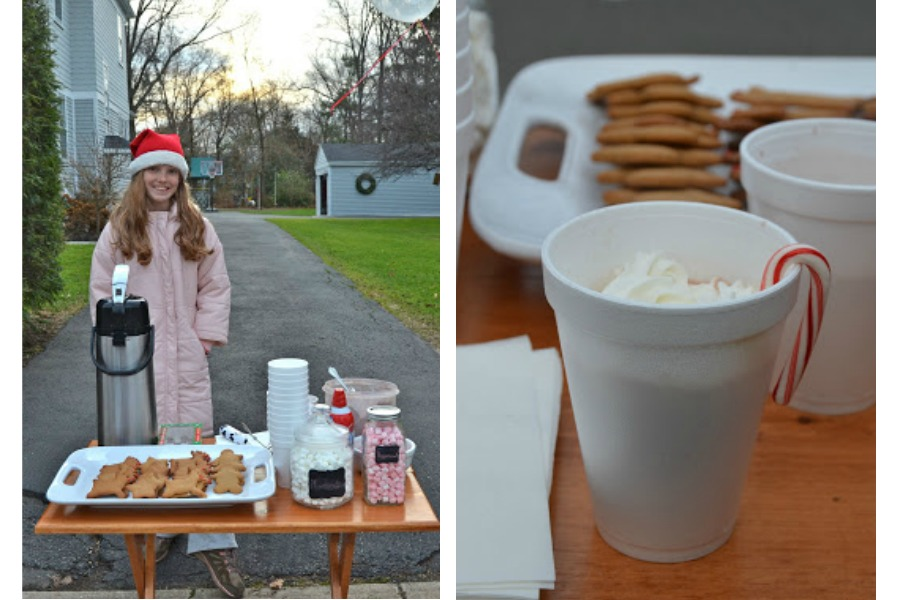 Acts of Kindness: Hot chocolate stand for charity   The Princess and the Frog