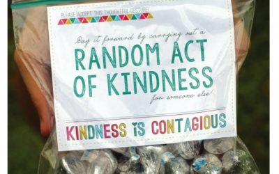 12 acts of kindness you can do with your kids over the holiday break, to make the season about more than presents.