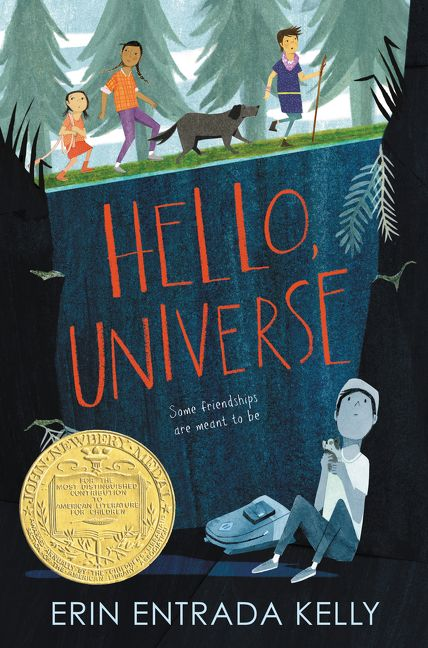 Best children's books of 2018: Hello, Universe by Erin Entrada Kelly
