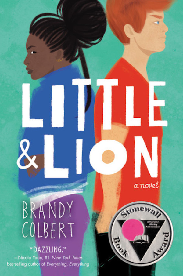 Best children's books of 2018: Little & Lion by Brandy Colbert