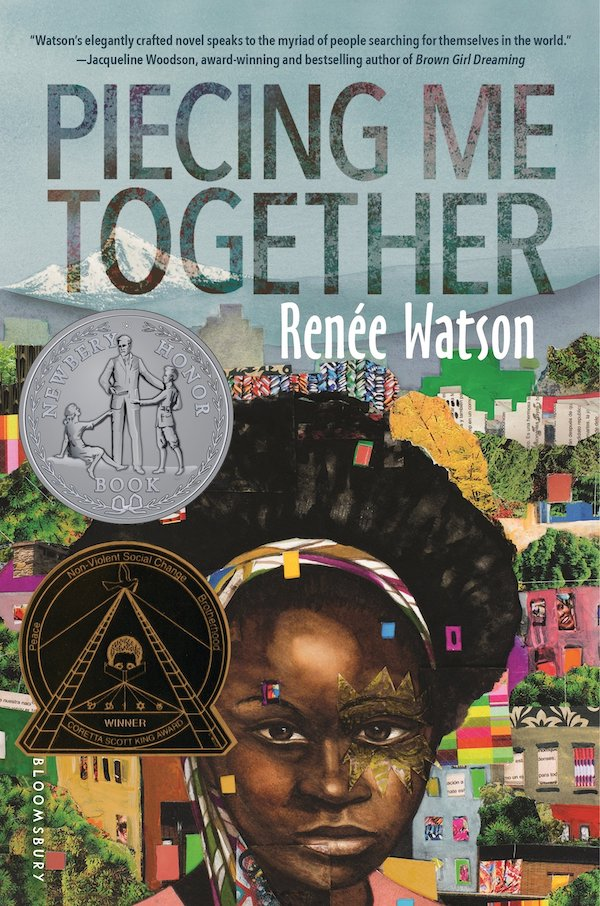 Best children's books of 2018: Piecing Me Together by Renée Watson