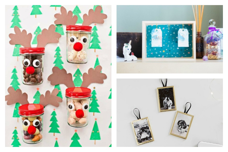 12 cool DIY Christmas gifts from the kids, for parents, grandparents, teachers and friends