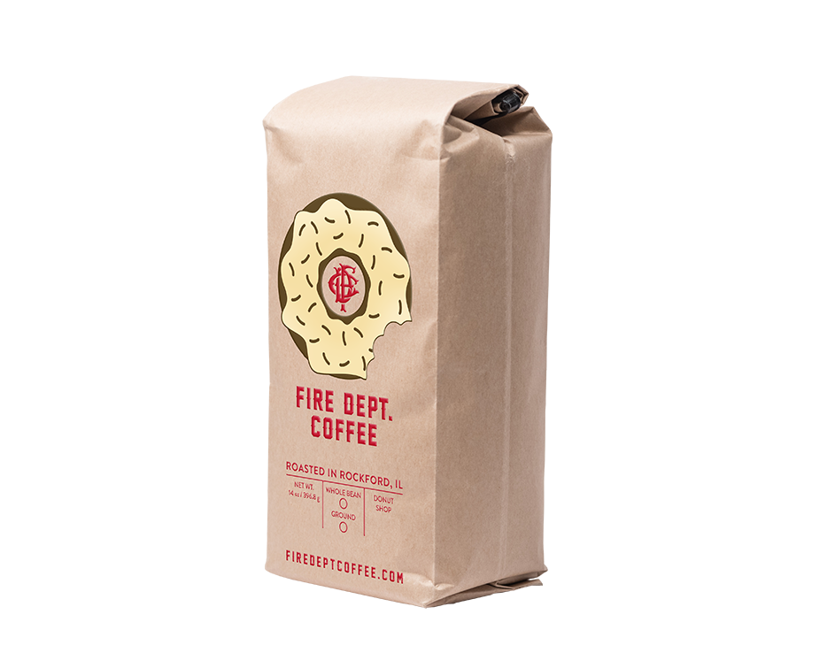 Fire Department coffee helps support first responders