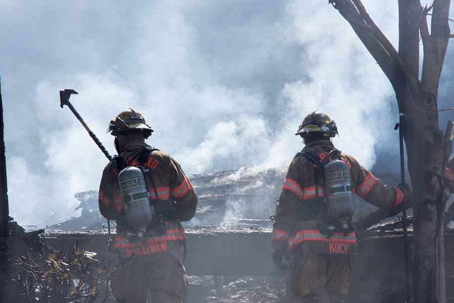 Our Brave First Responders   Editors Top 10 of the Year