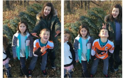 5 tips to help you take better holiday photos of your kids