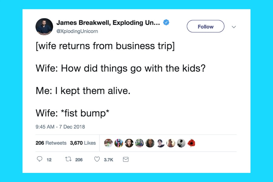 How to be a bare minimum parent with James Breakwell | Spawned Episode 134