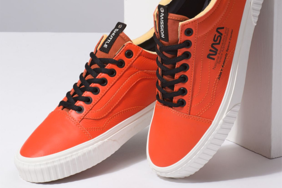 d3aaa0375c ... limited edition sneakers selling out quickly. NASA Vans