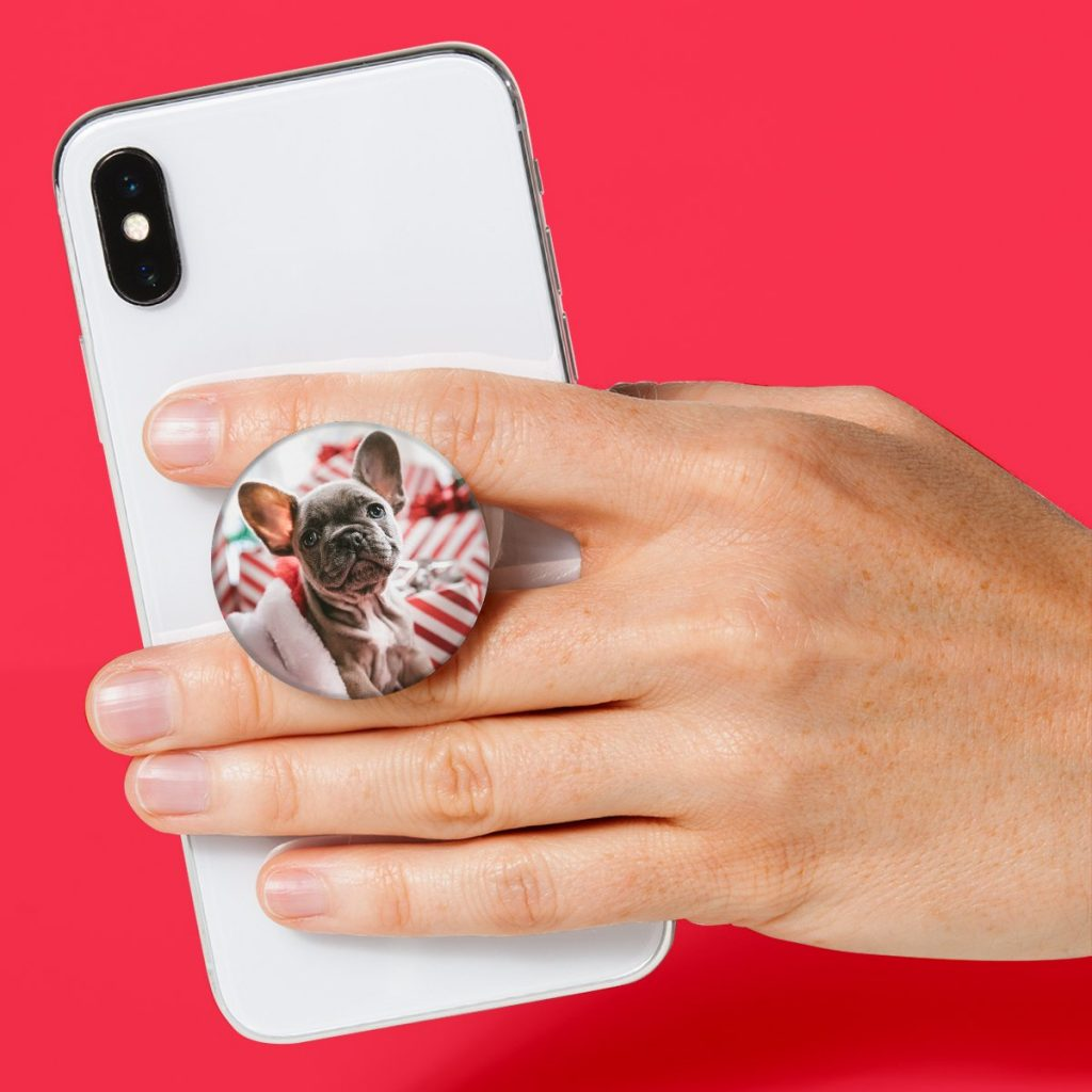 Practical stocking stuffers that are still cool: Pop Socket phone grips