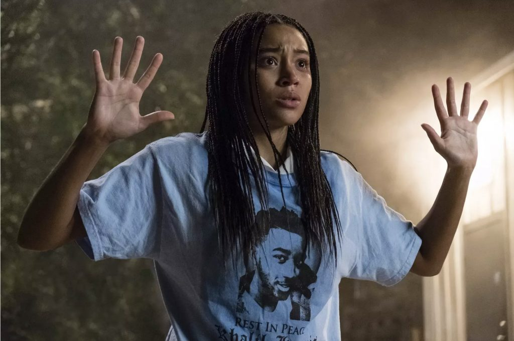 The importance of diversity in movies: Amandla Stenberg in The Hate U Give (20th Century Fox)