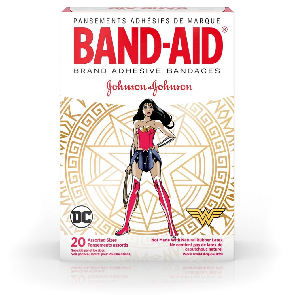 Practical stocking stuffers: A fun supply of Band-Aids