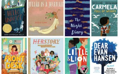 All the best children's books of 2018 from all the best best-of 2018 lists. Perfect place to kickstart your 2019 reading list